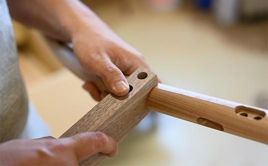 家具・建築部材の製作
